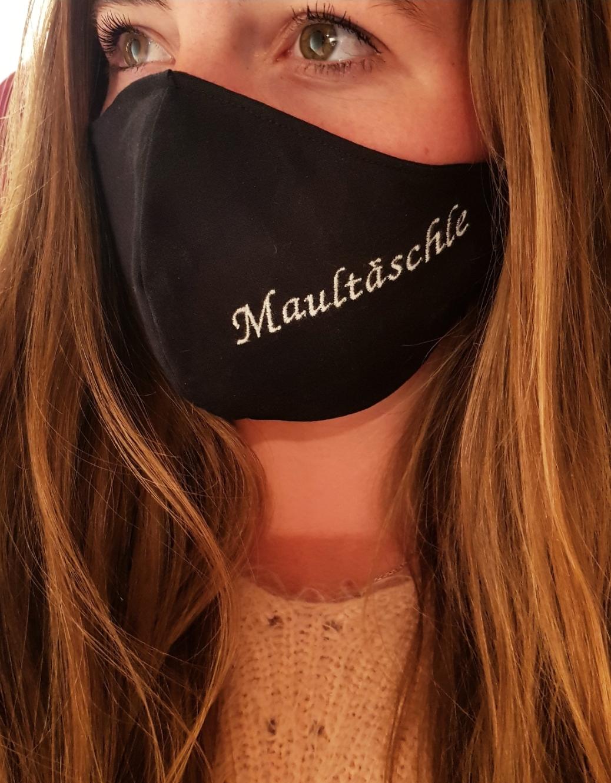 Mund Nasen Schutz Brille Beschlägt